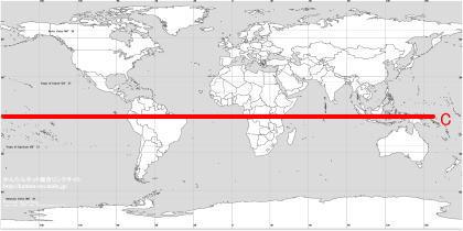 世界地図で赤道はどのあたり ... : 地図 無料 ダウンロード : 無料